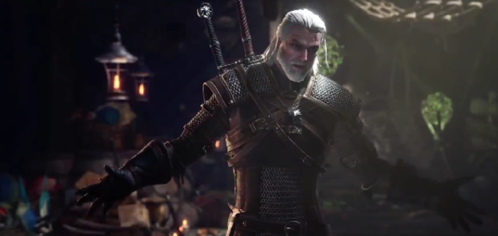 The Witcher is coming to Monster Hunter: World along with a huge expansion screenshot