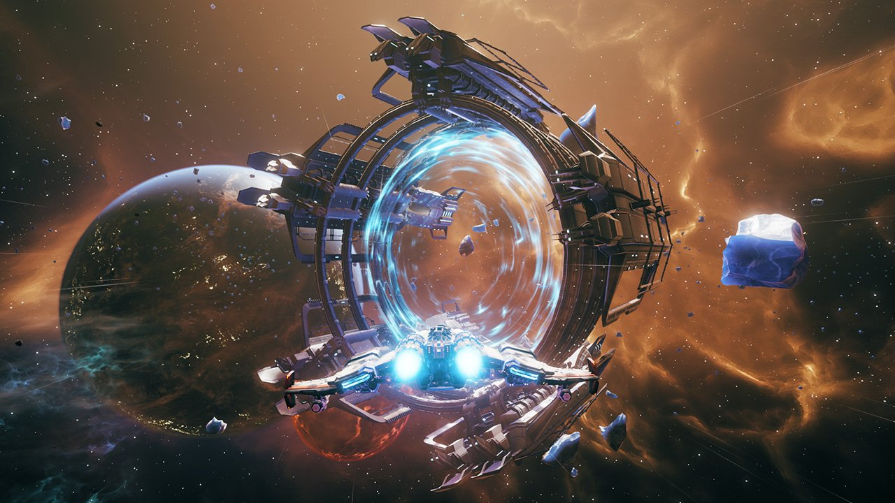 Everspace Stellar Edition Switch review