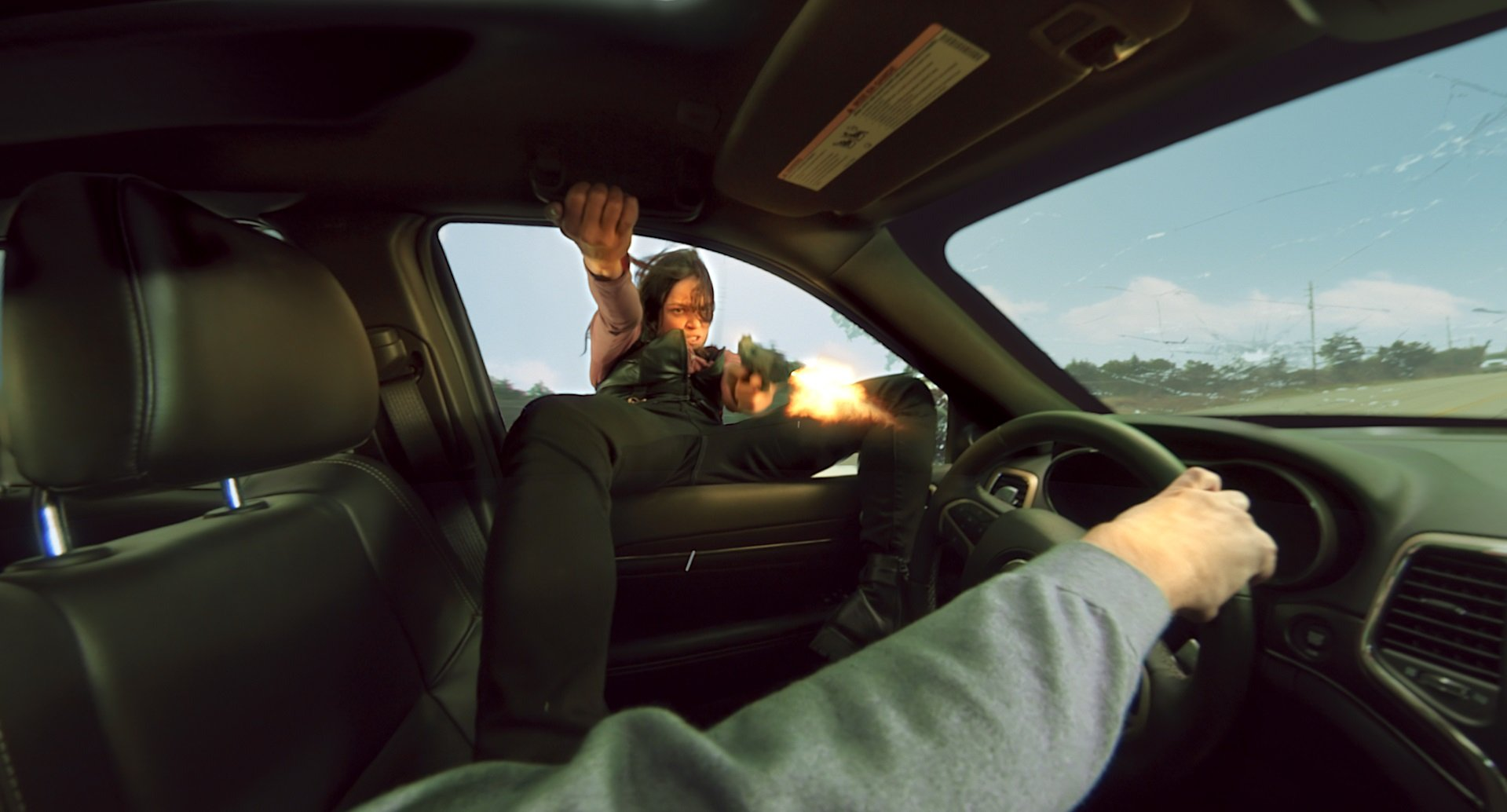 Contest: Win a copy of The Limit, Robert Rodriguez's VR film screenshot