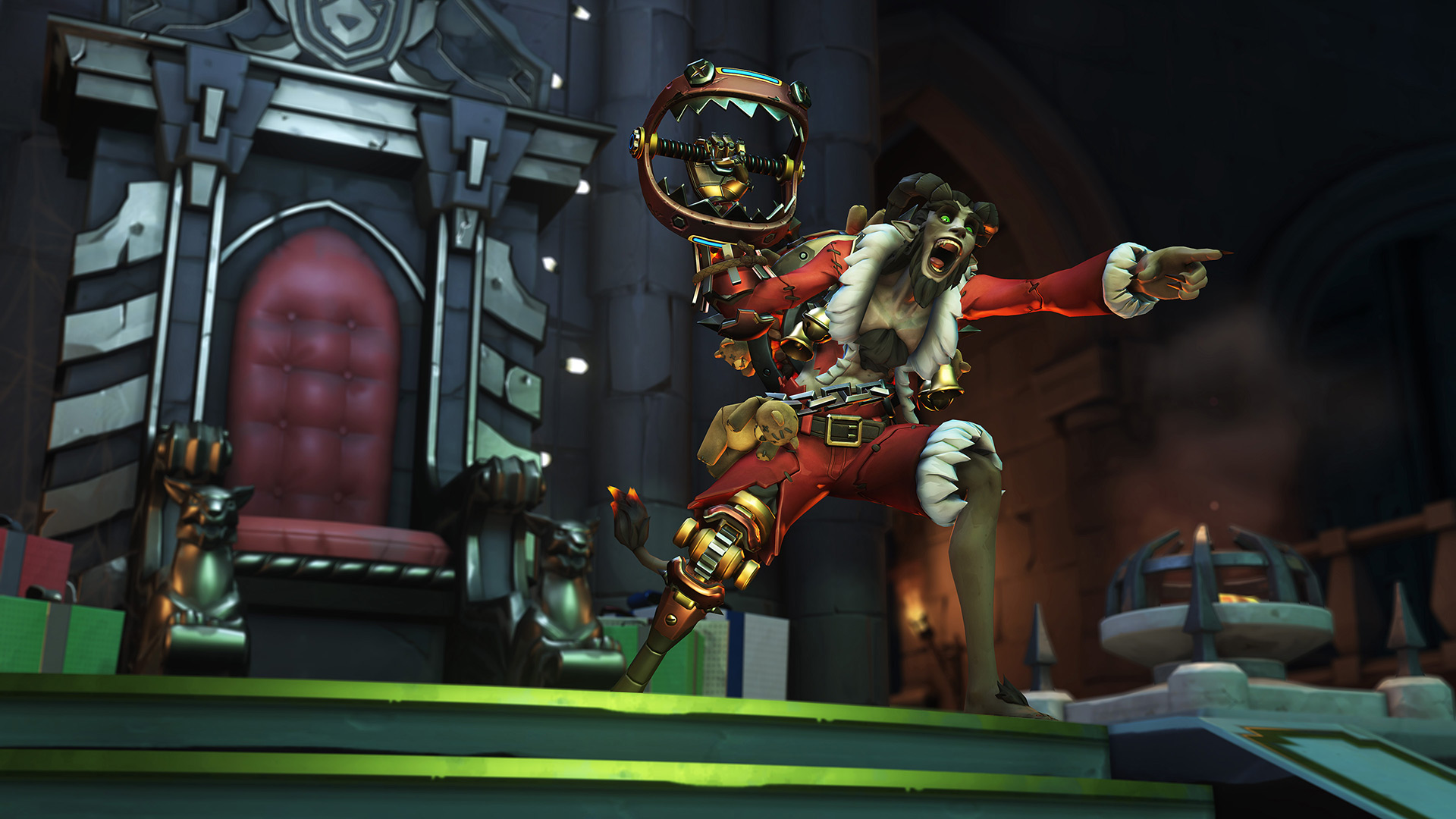 Overwatch Christmas 2019 Skins.Overwatch Kicks Off Winter Wonderland With An Amazing