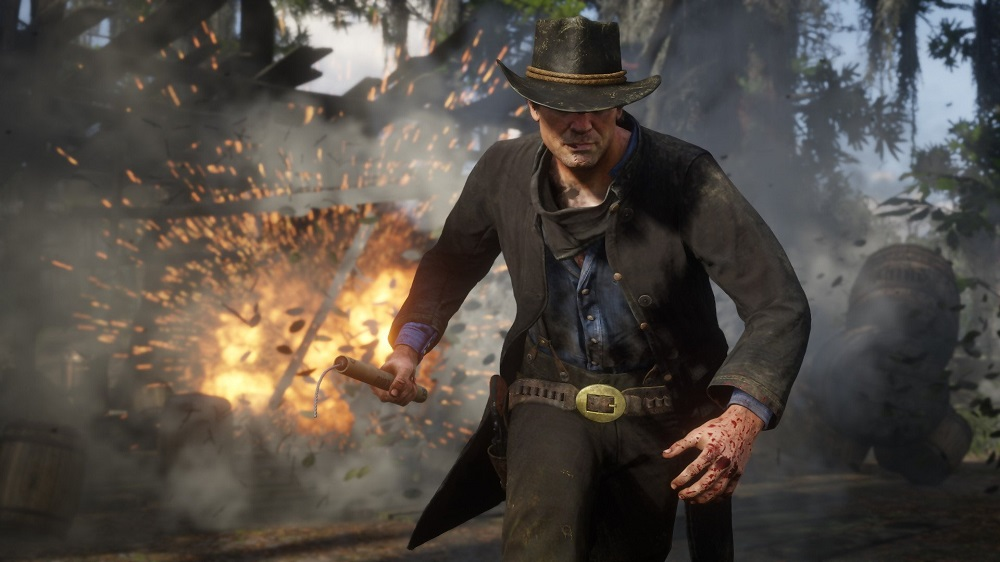 Reggie Fils-Aime would 'love' Red Dead Redemption 2 for Nintendo Switch, but timing ruled it out screenshot