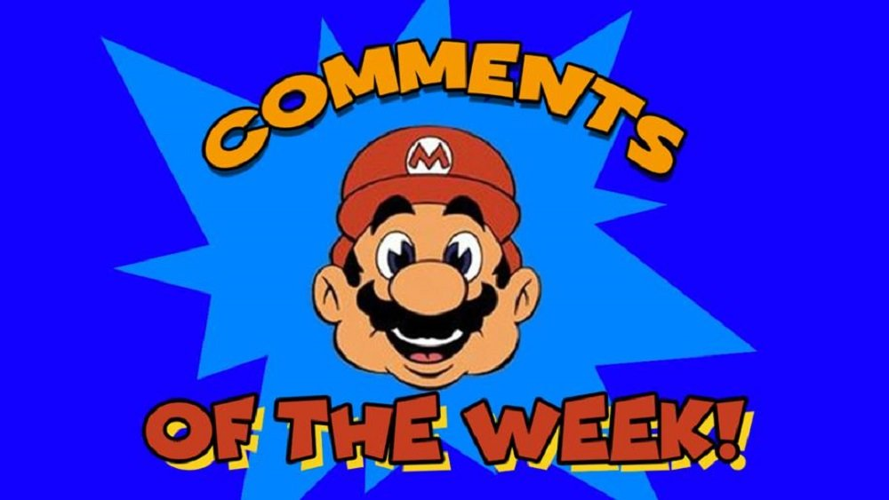 Comments of the Week 65: The Pre-Holiday Chills