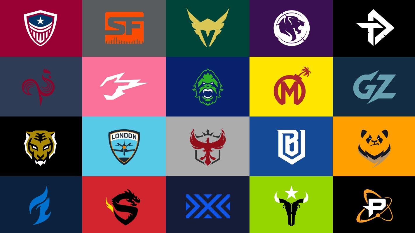 The 2019 Overwatch League schedule is jam-packed screenshot