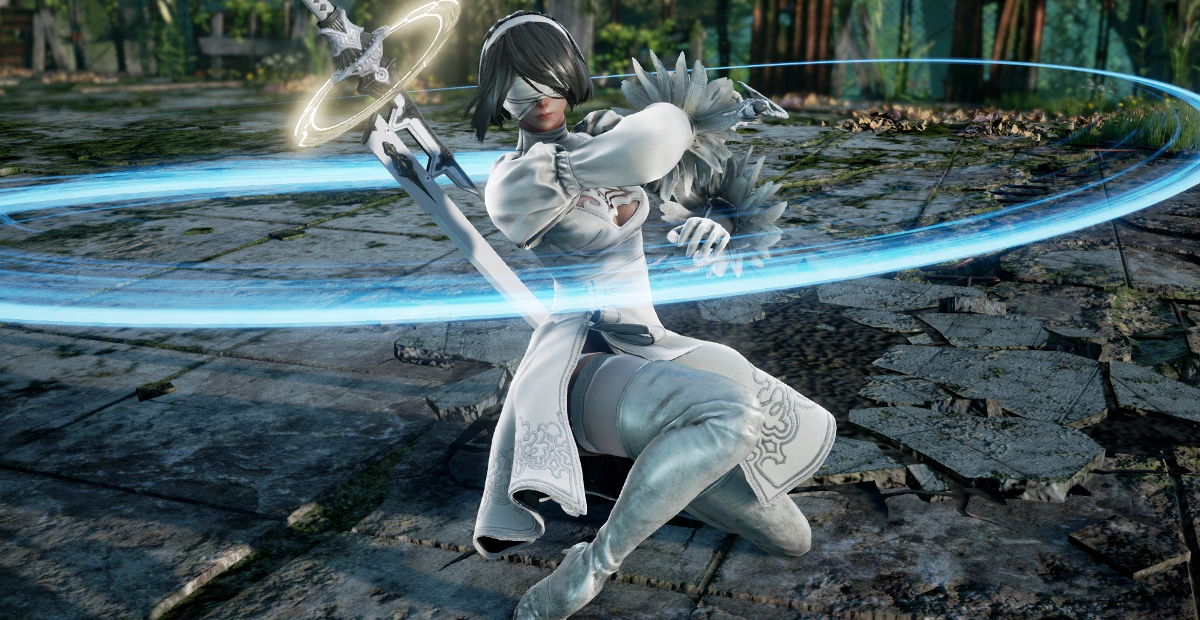 2B to be released for Soulcalibur VI next week screenshot