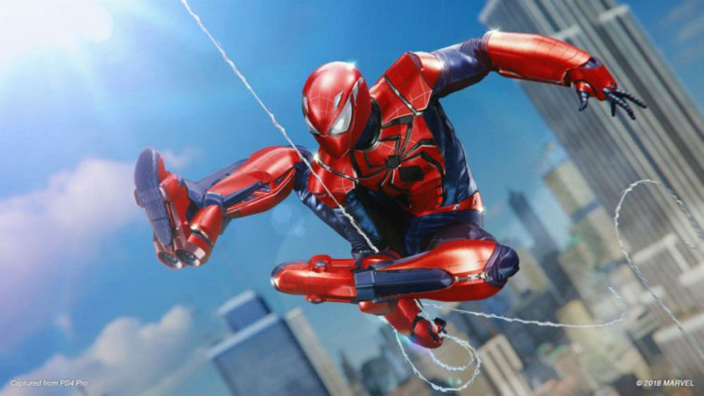 The last Spider-Man trilogy DLC is out near the end of the month screenshot