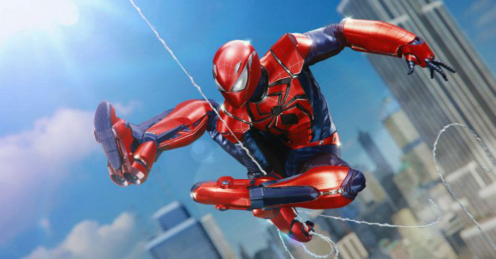 'Marvel's Spider-Man' 1.13 Update Adds Sam Raimi Suit