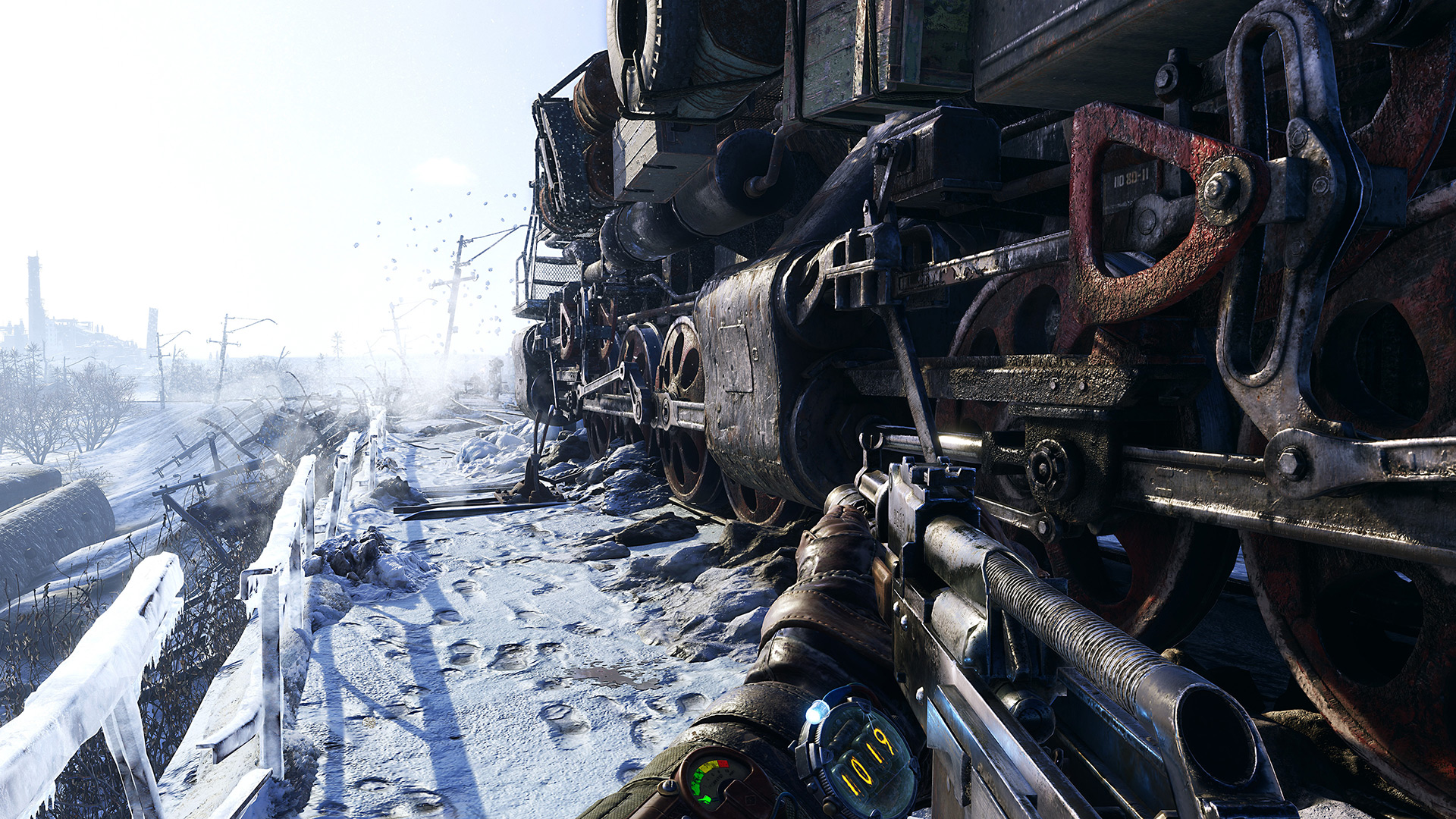 4A Games pushes Metro Exodus up a week screenshot