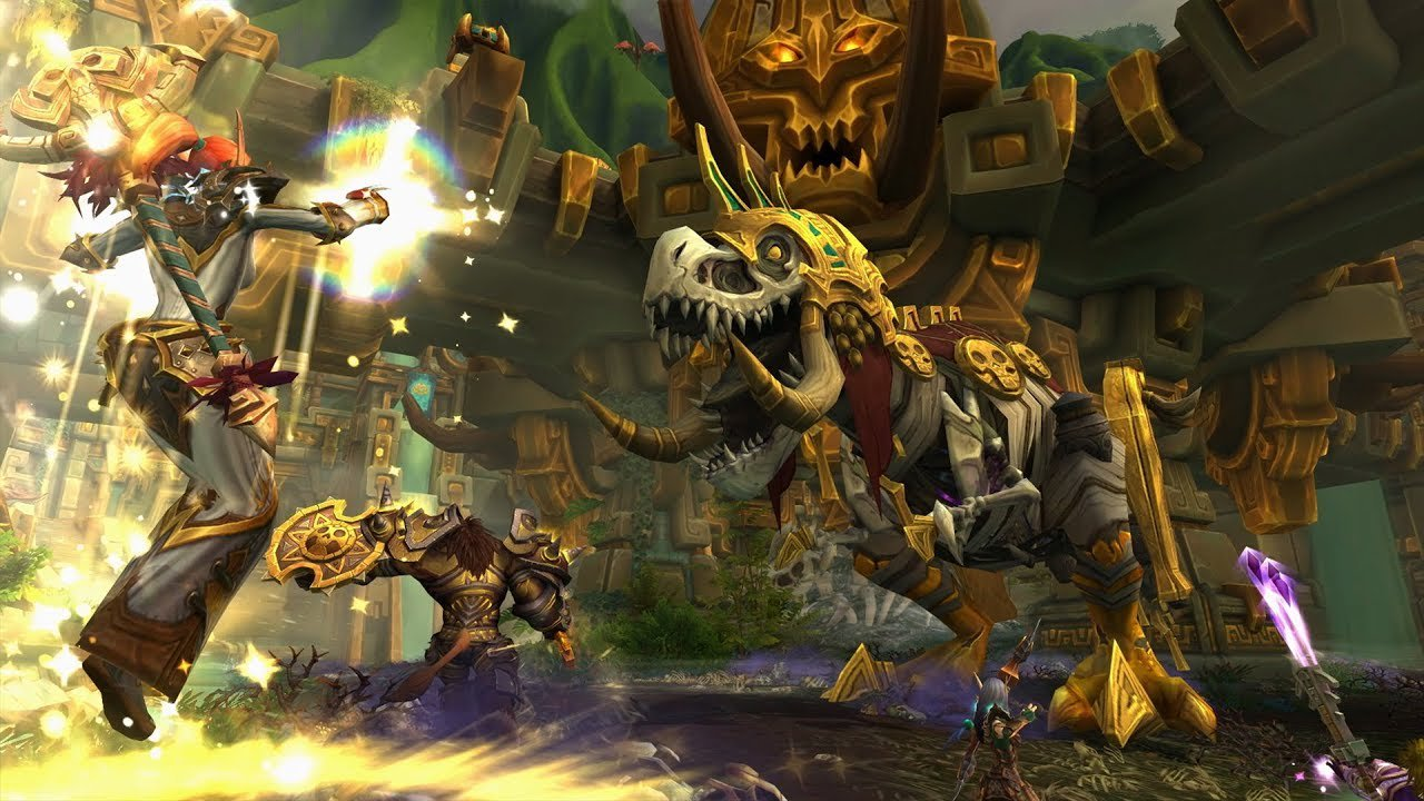 Here are all the changes for World of Warcraft's Tides of Vengeance 8.1 patch screenshot