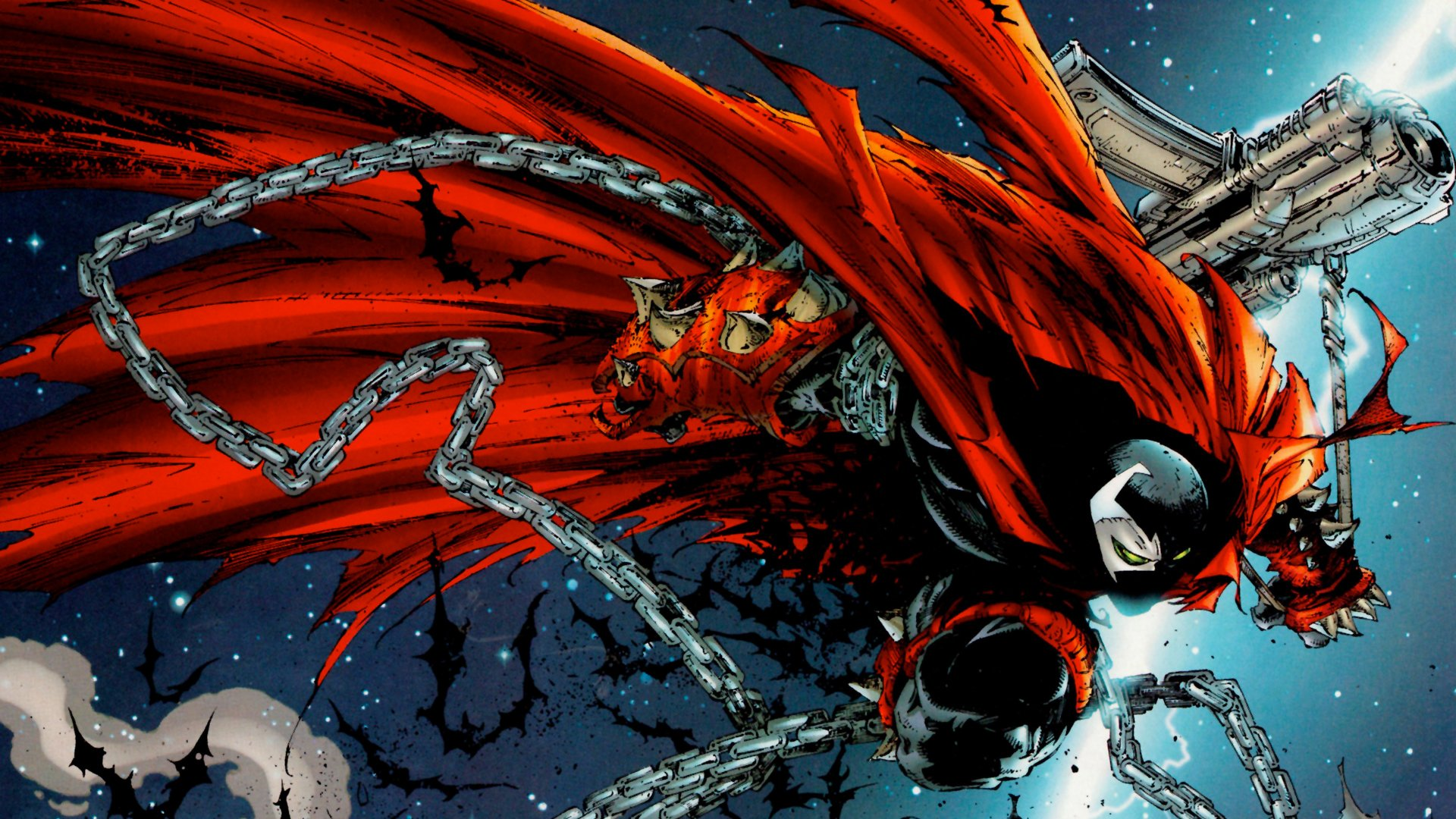 Spawn might join the Mortal Kombat 11 roster screenshot