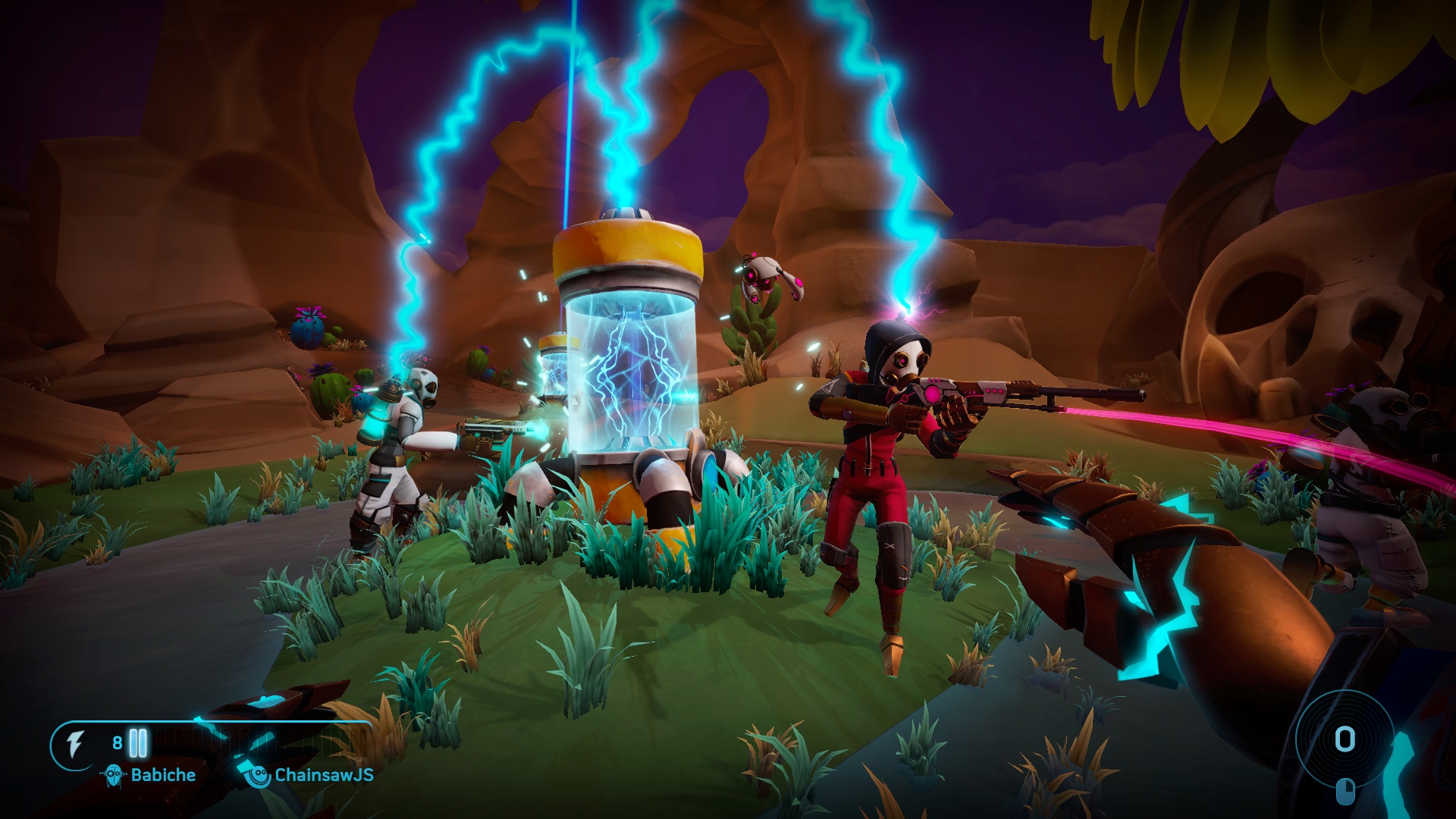 Giveaway: Take one of our 1,000 beta keys for Aftercharge screenshot