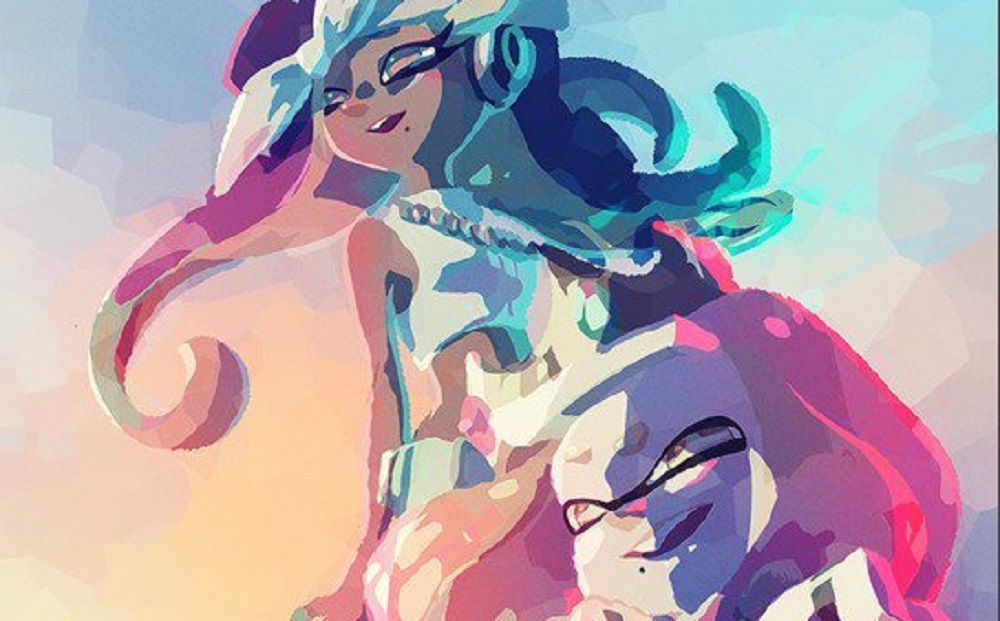 Splatoon duo Off the Hook to perform live once again at NicoNico Tokaigi 2019