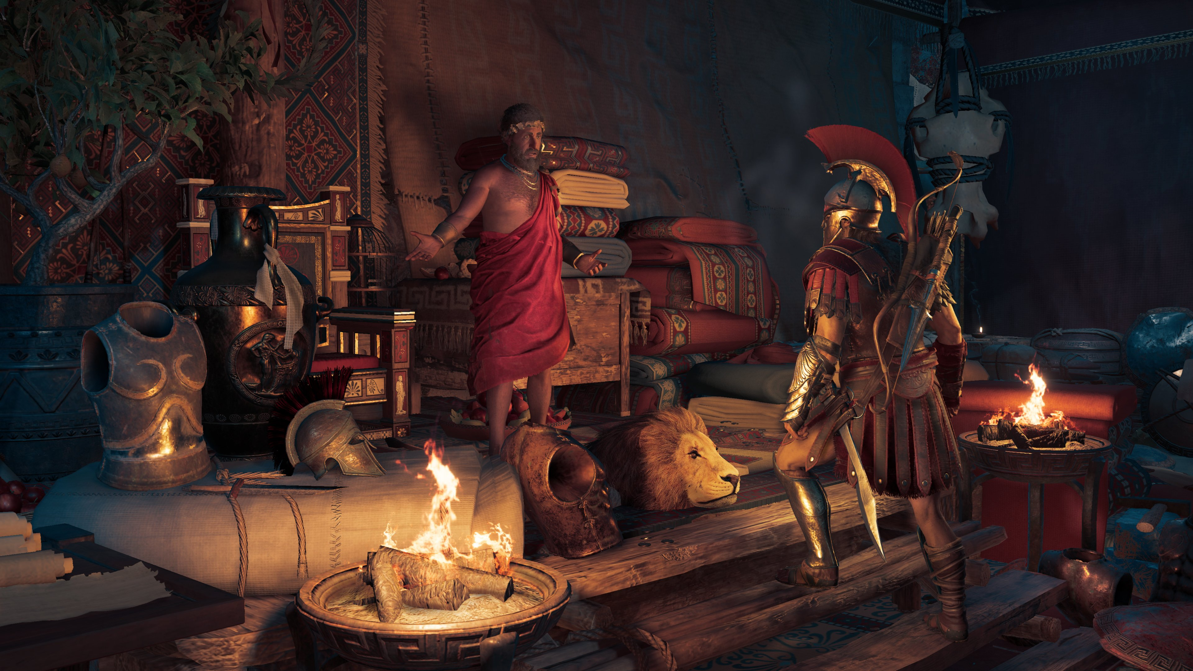 Test out Google's new streaming platform and nab a copy of Assassin's Creed Odyssey screenshot