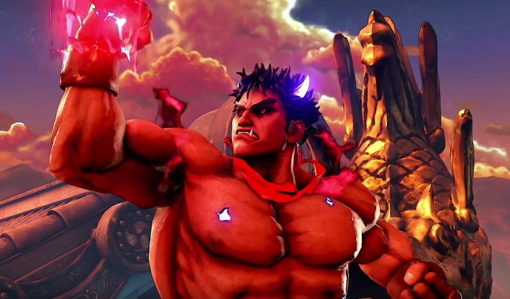 Street Fighter V's new warrior, Kage, is available right now