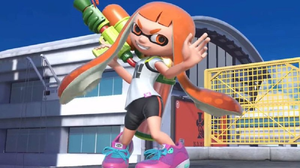 Splatoon 2's Smash Bros. splatfest results reveal it's good to be bad