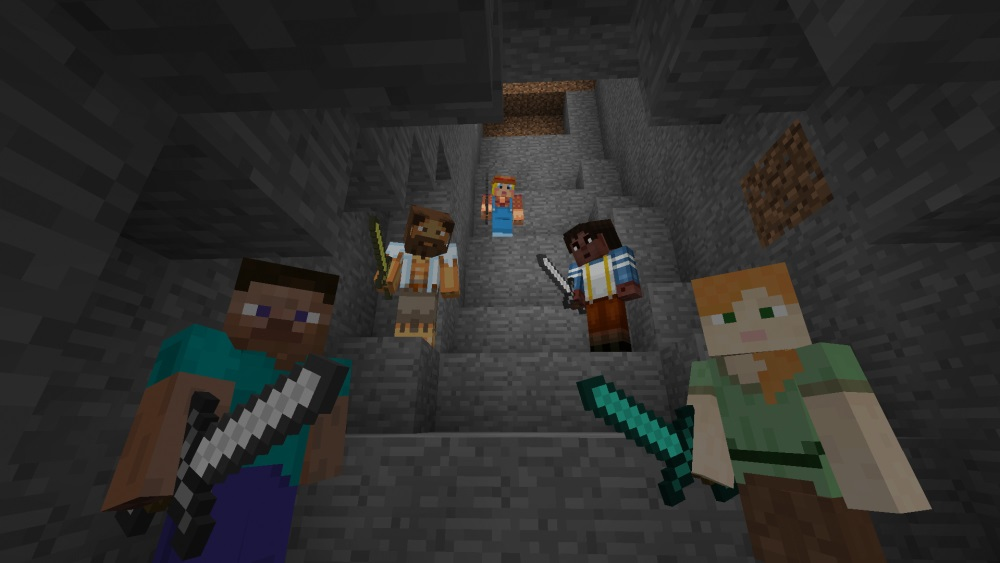 Minecraft on PS3, Vita and Wii U gets its final update