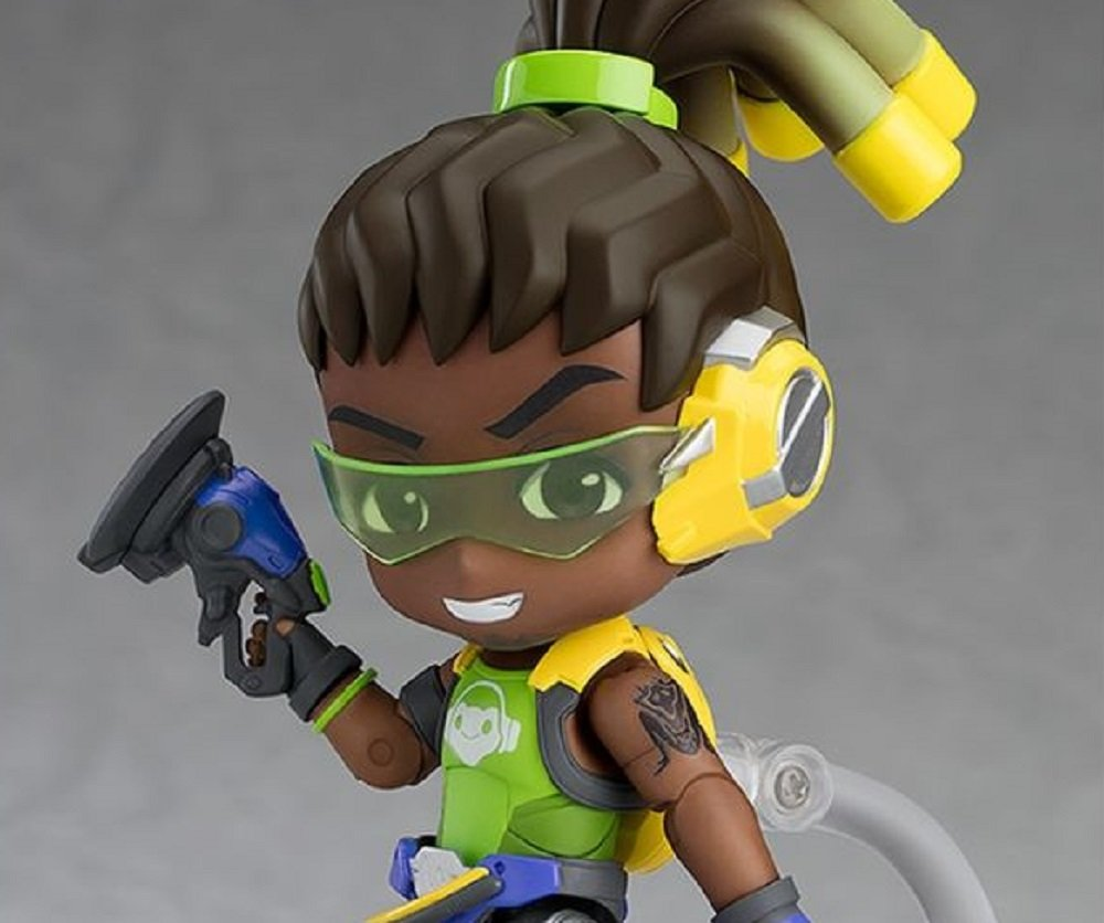 Feel the healin' beat with this Overwatch Lucio Nendoroid