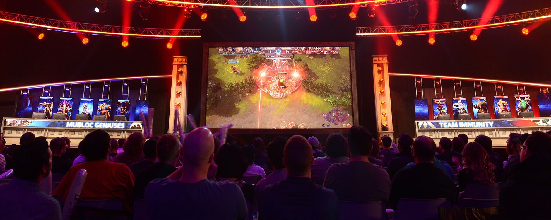 Heroes of the Storm players launch new initiative to help save the game screenshot