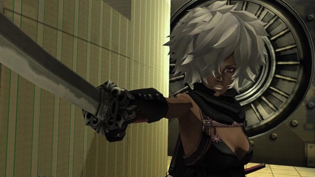 Travis Strikes Again's DLC features a playable Shinobu screenshot