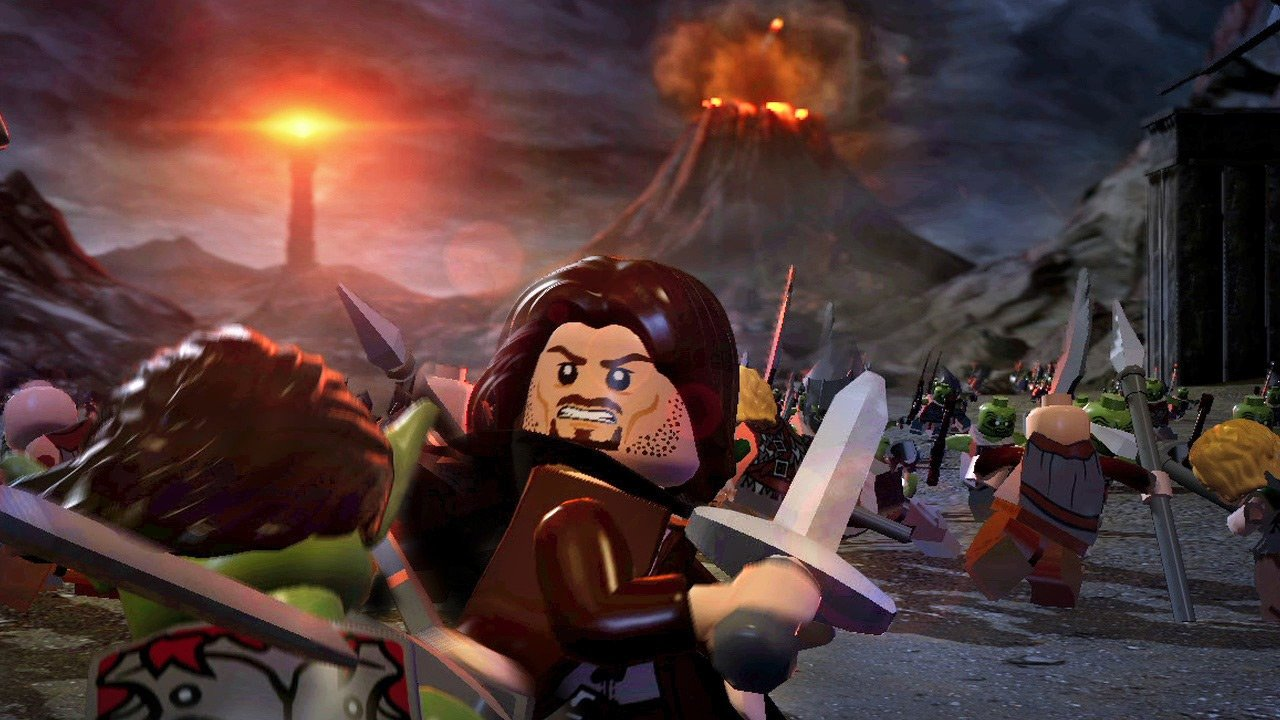 You can nab LEGO The Lord of the Rings for free on PC screenshot