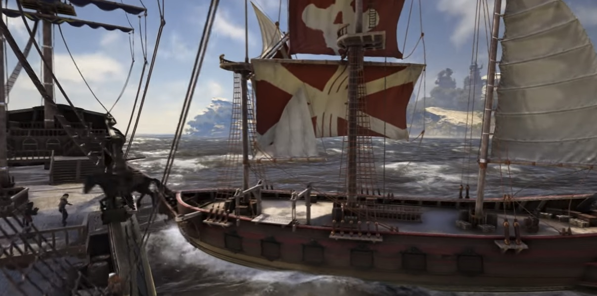 (Update) Here's an extended look at Atlas, that survival pirate game from the makers of Ark screenshot