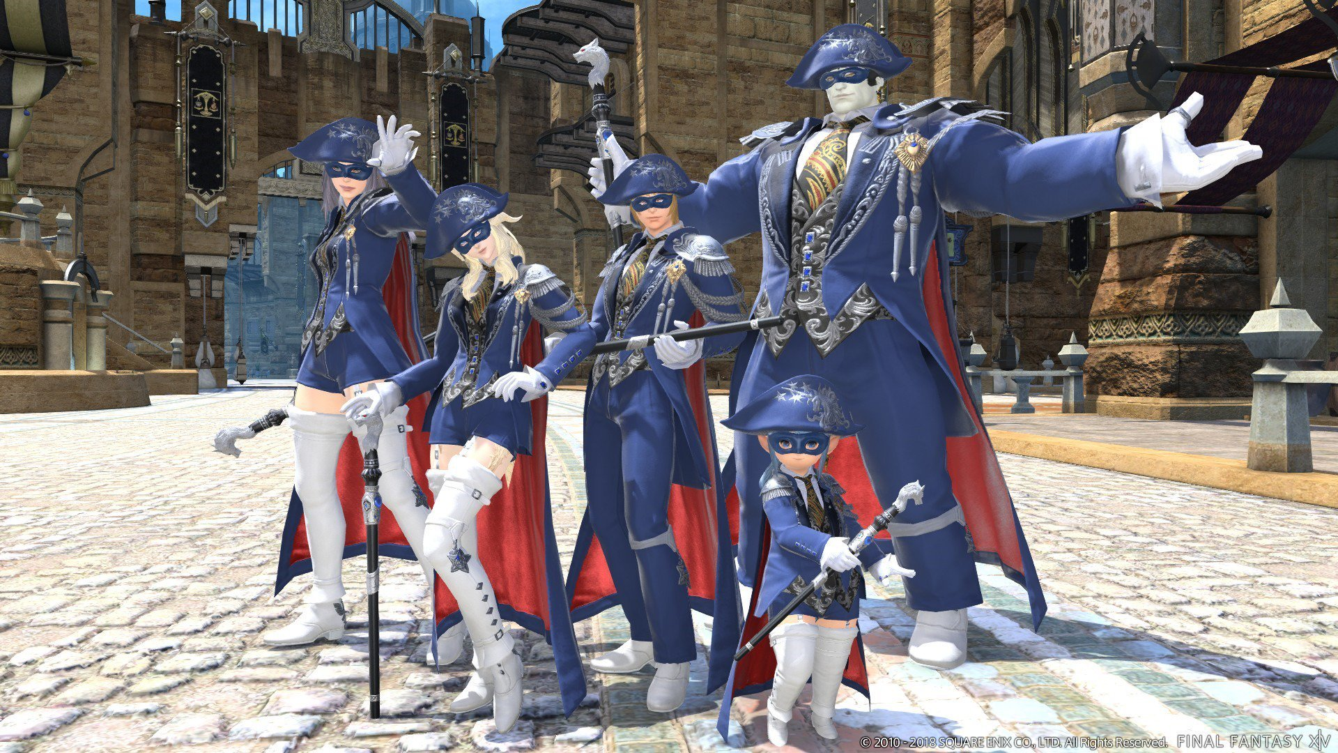Final Fantasy XIV's upcoming 4.5 patch is kind of a big deal as it adds the all-new Blue Mage job screenshot