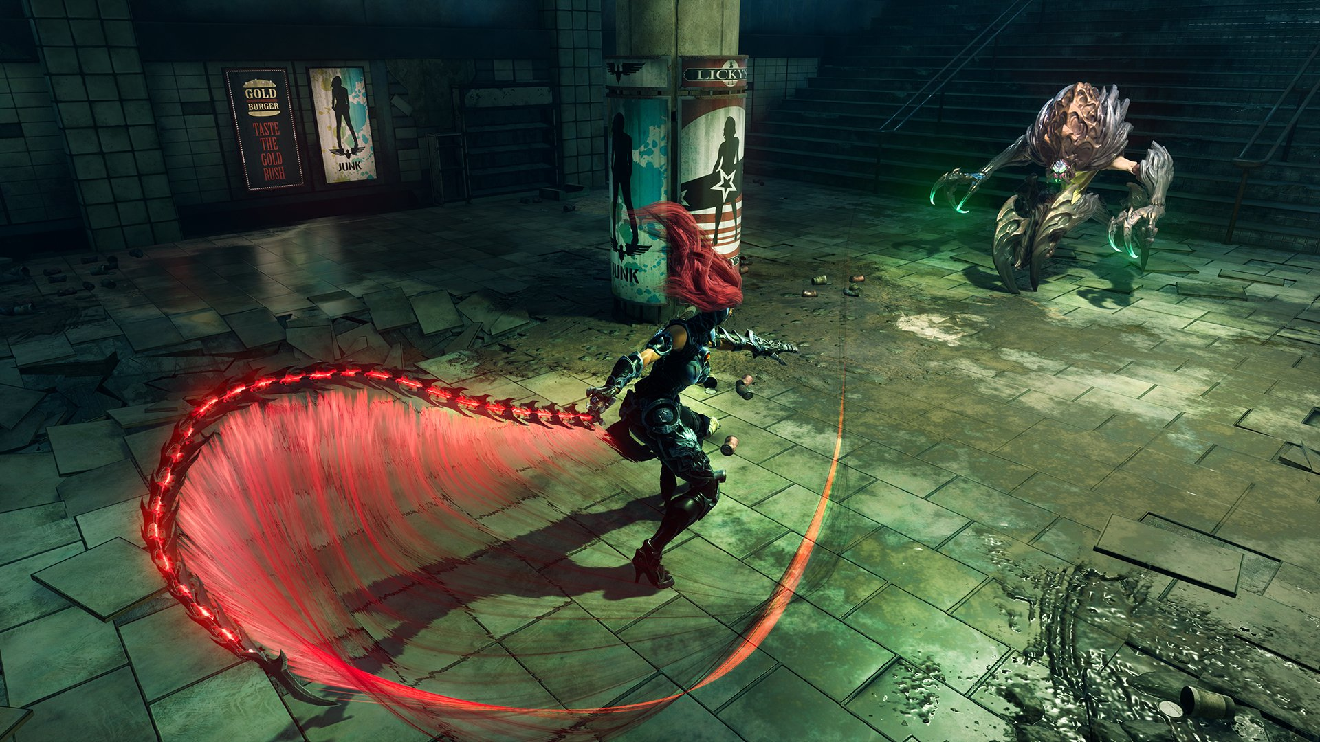 Darksiders III has a new option to make combat feel less