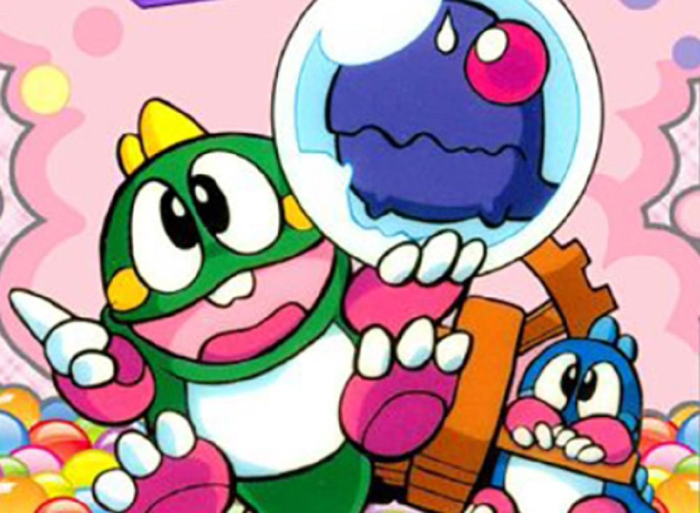 Classic bubble-busting action as Puzzle Bobble returns on modern platforms screenshot