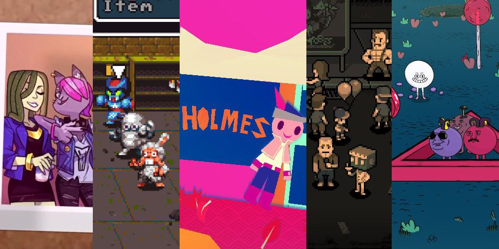 Jonathan Holmes' picks for the best games of 2018 that feature Jonathan Holmes screenshot