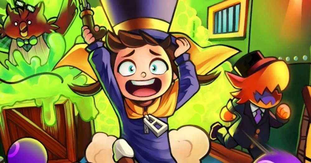 A Hat in Time passes one million sales watermark screenshot