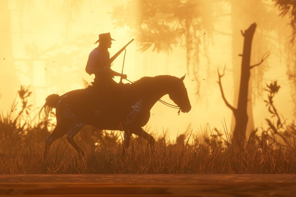 The UK Chart Christmas No.1 is Red Dead Redemption 2 screenshot