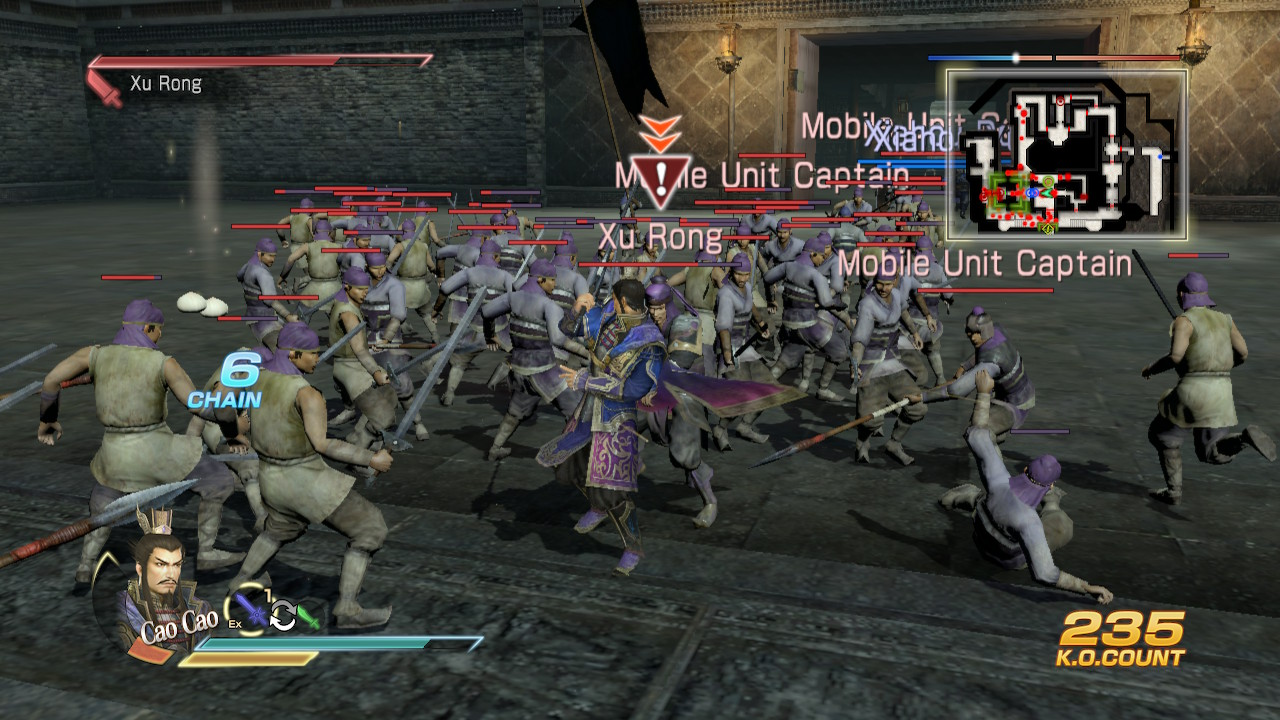 Dynasty Warriors 8 Switch