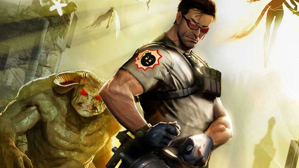 Serious Sam Collection rated by the ESRB for PS4 and Xbox One screenshot