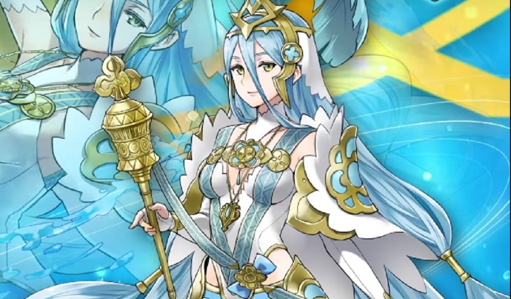 Fire Emblem Heroes adds Legendary songstress Azura tomorrow screenshot