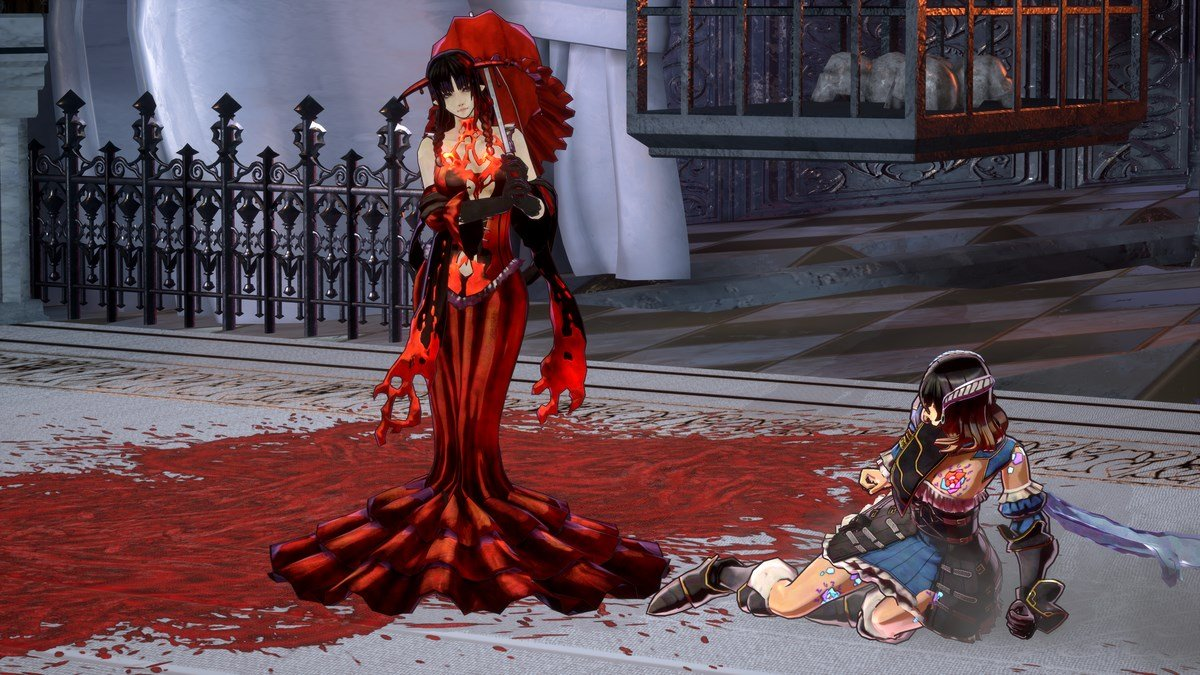 Bloodstained: Ritual of the Night kills its Mac and Linux ports screenshot