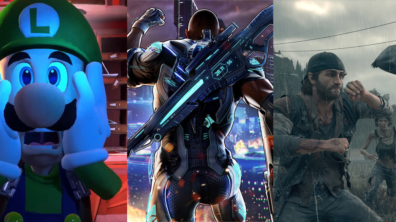 Here are Destructoid's most anticipated games of 2019 screenshot