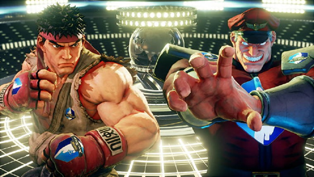 Street Fighter V's hideous in-game ads removed for now screenshot
