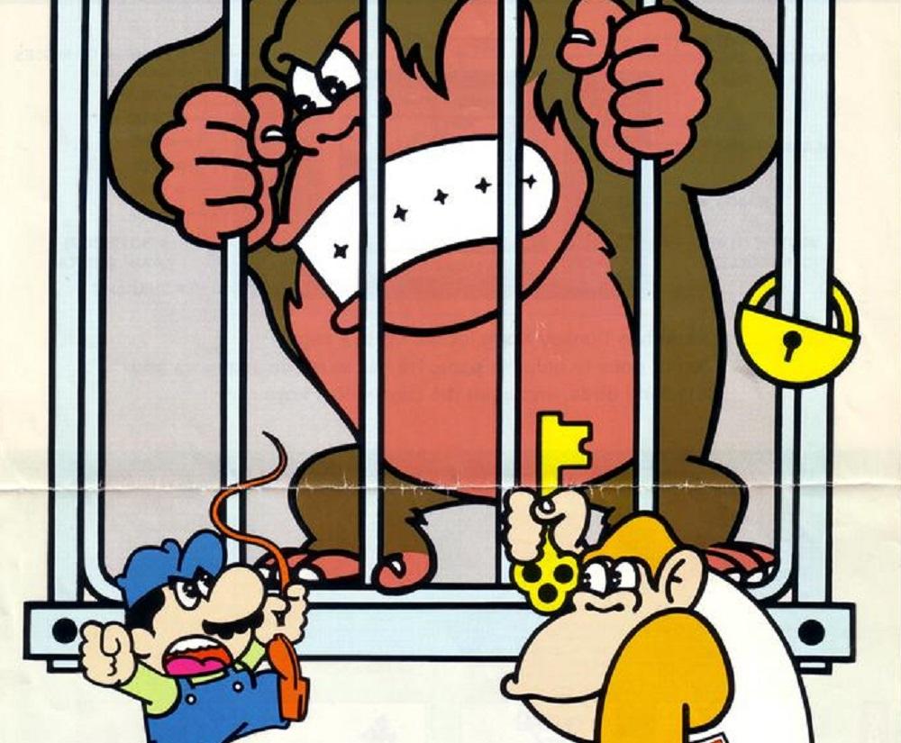 Reminisce on Mario's heel-turn as Donkey Kong Jr. returns on Switch screenshot