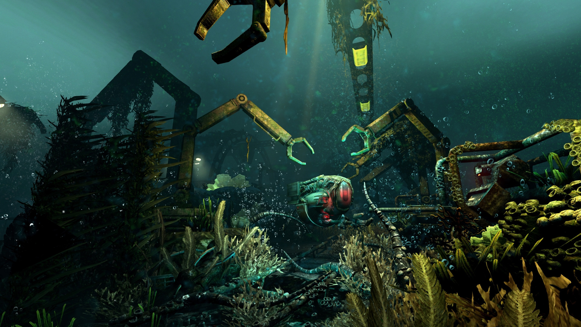 Snag the sci-fi horror adventure SOMA while it's totally free on PC screenshot