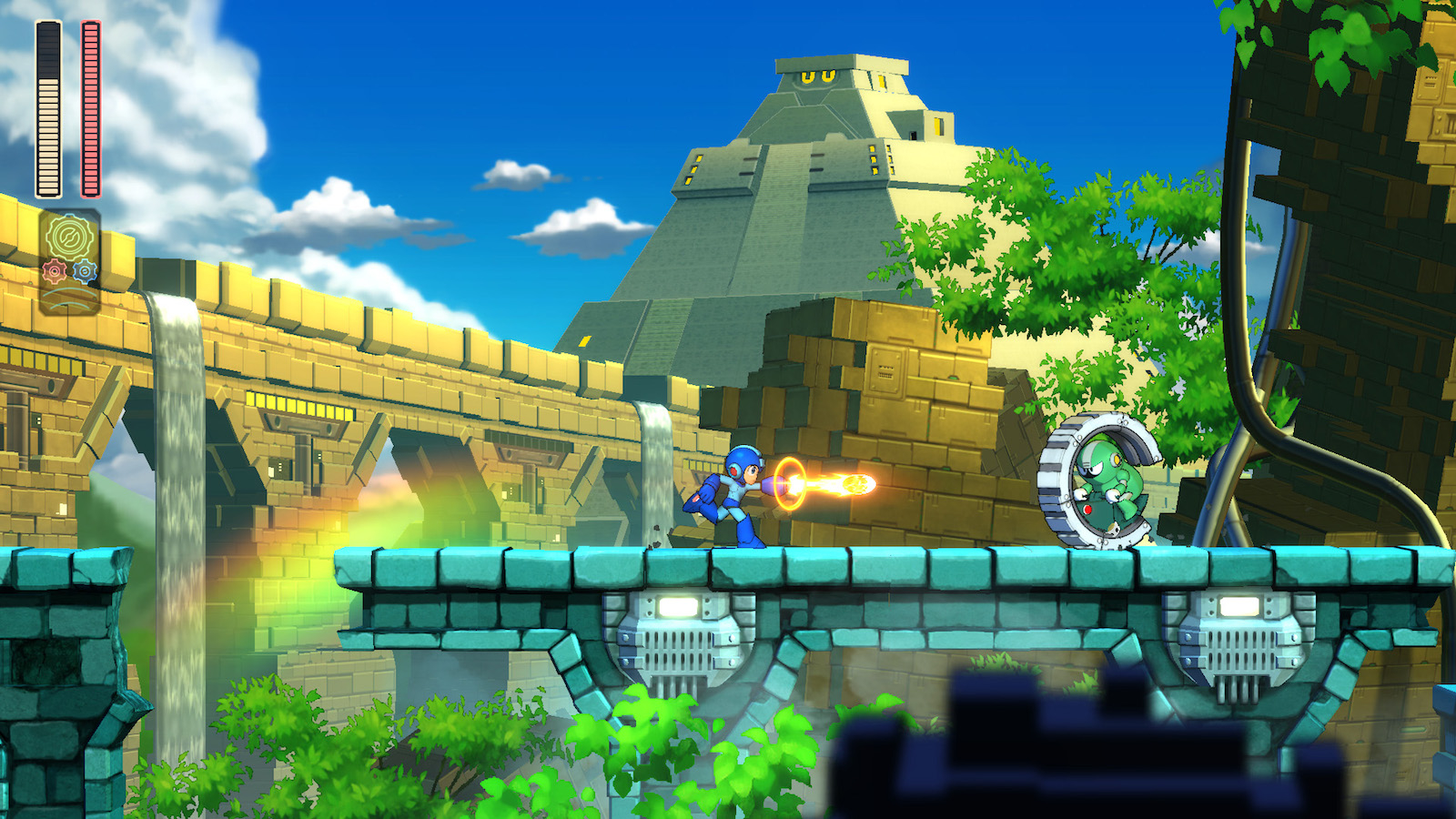 Mega Man 11 producer basically confirms that a new game is being worked on in 2019 screenshot