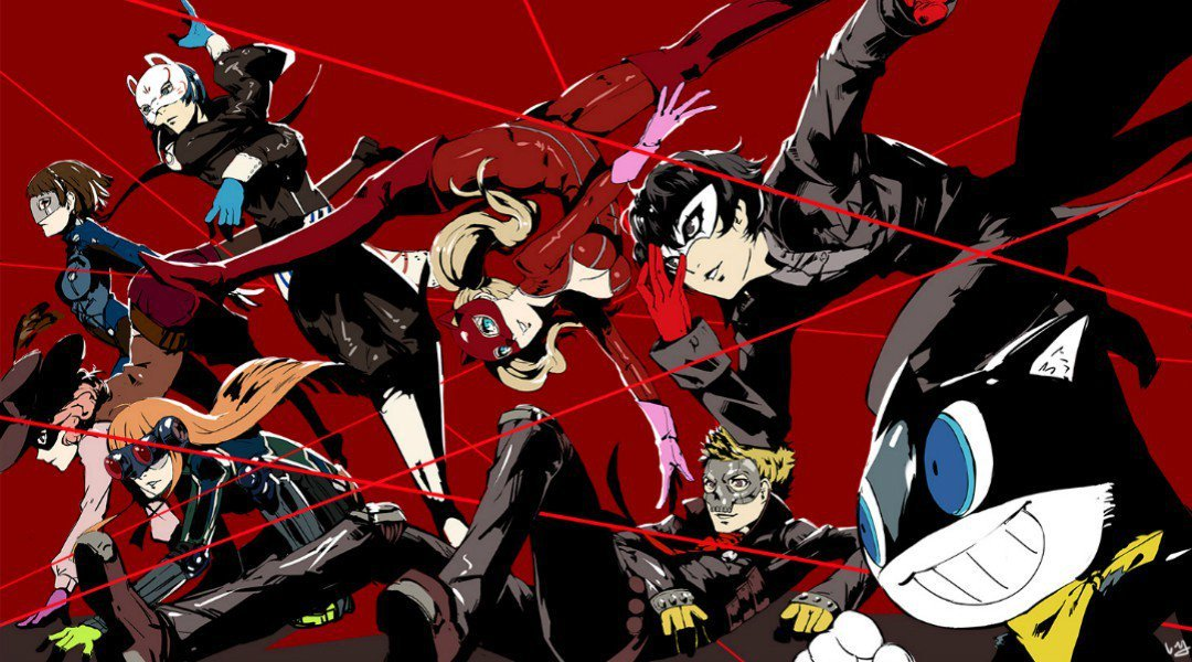 Atlus teases the announcement of Persona 5 R screenshot