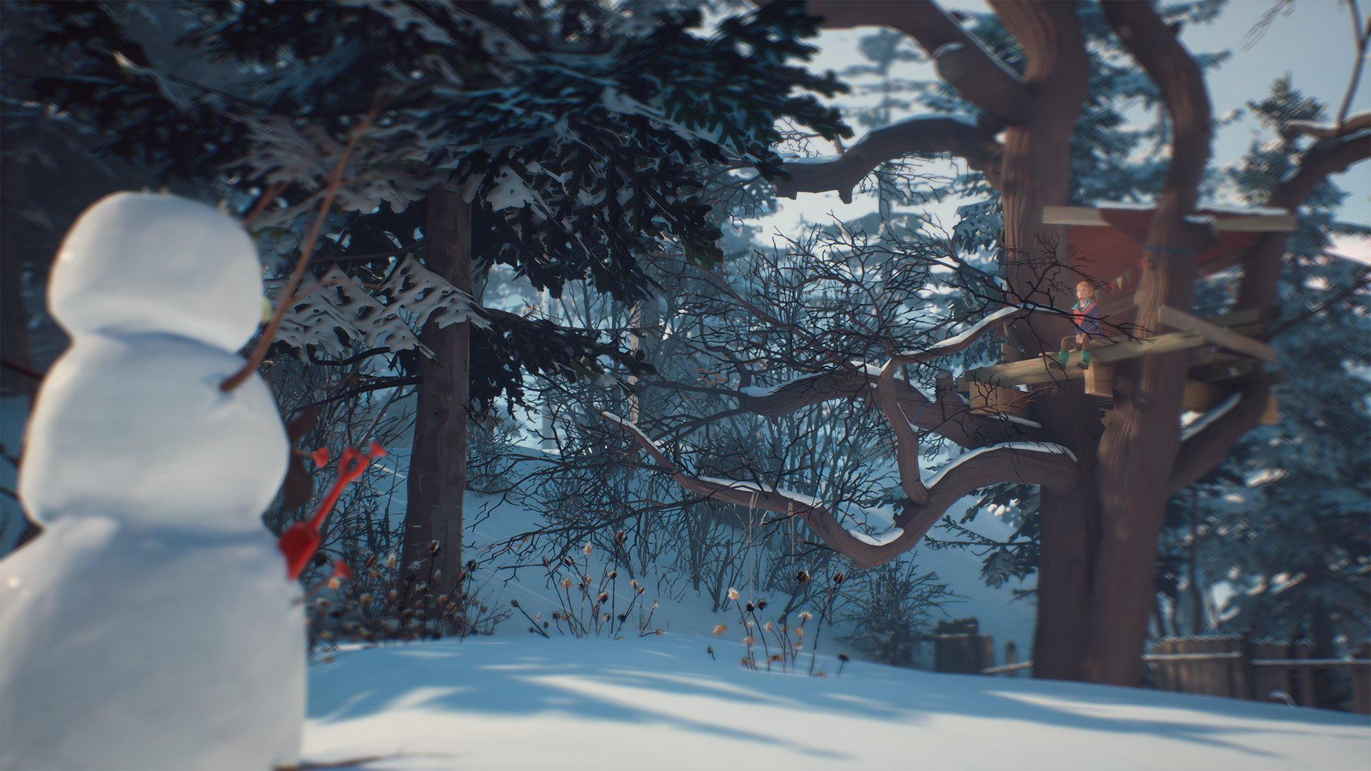 The next Life is Strange 2 episode will pay off the Captain Spirit story screenshot