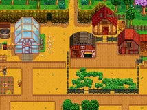 Stardew Valley - gaming news, gaming reviews, game trailers