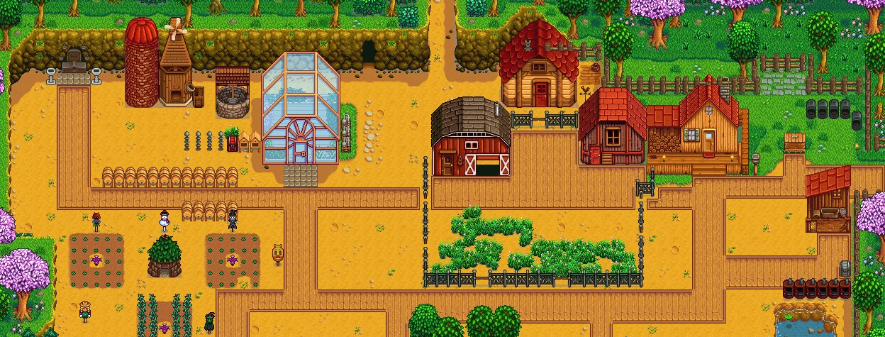 Someone made an easily digestible Stardew Valley guide screenshot
