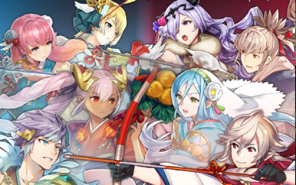 Who wants a world where Camilla doesn't win the Fire Emblem Heroes voting gauntlet? screenshot