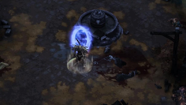 Diablo 3's retro Diablo anniversary event has returned in 2019 screenshot