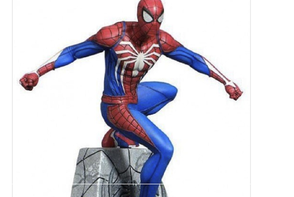 Insomniac's PS4 Spider-Man is getting his own statue screenshot