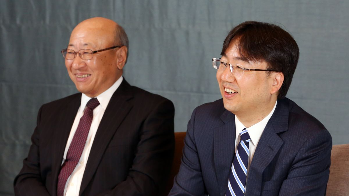 Nintendo's president thinks the company may move away from traditional console development screenshot