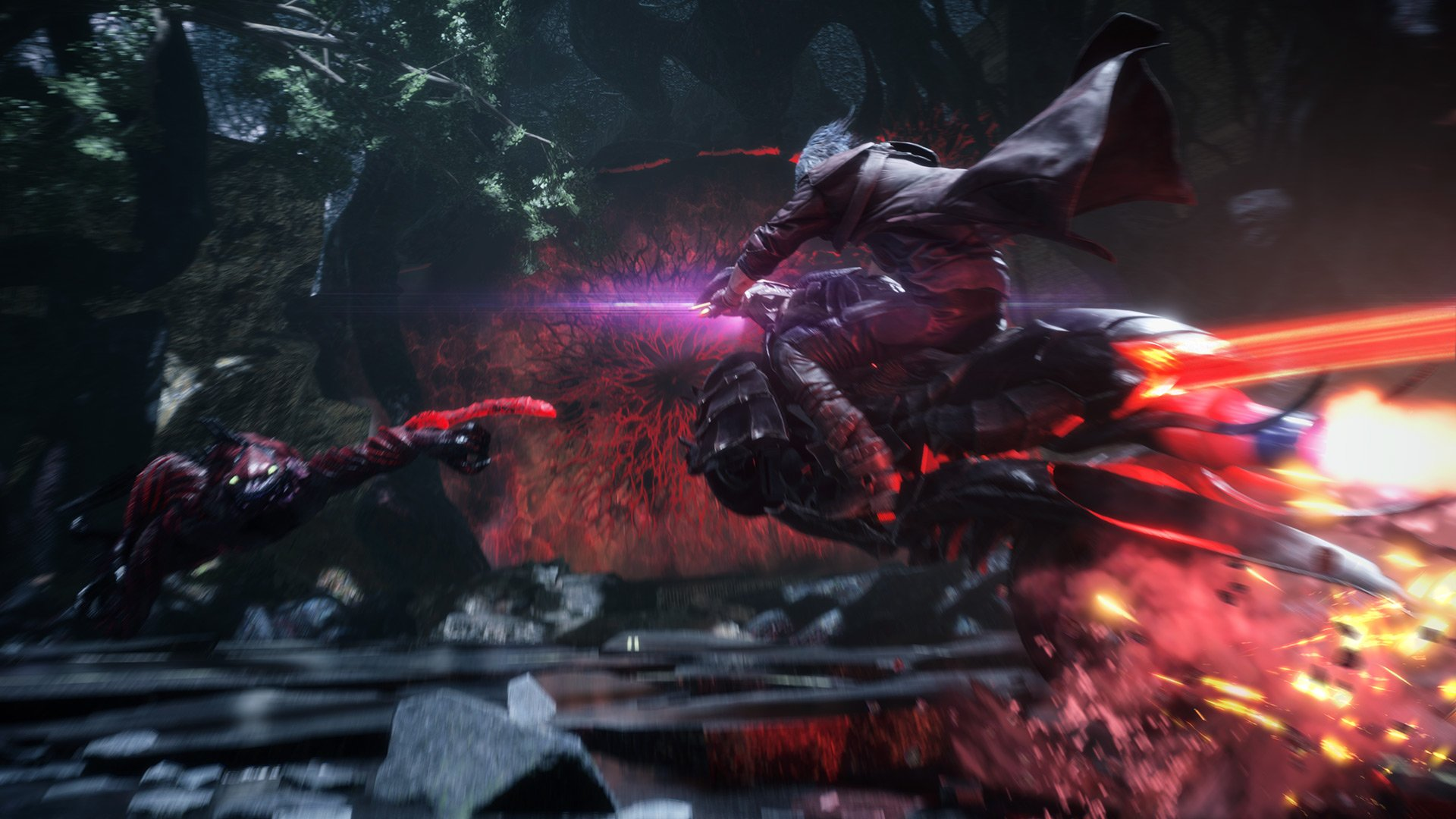 New Devil May Cry 5 demo slated for PS4 and Xbox One screenshot