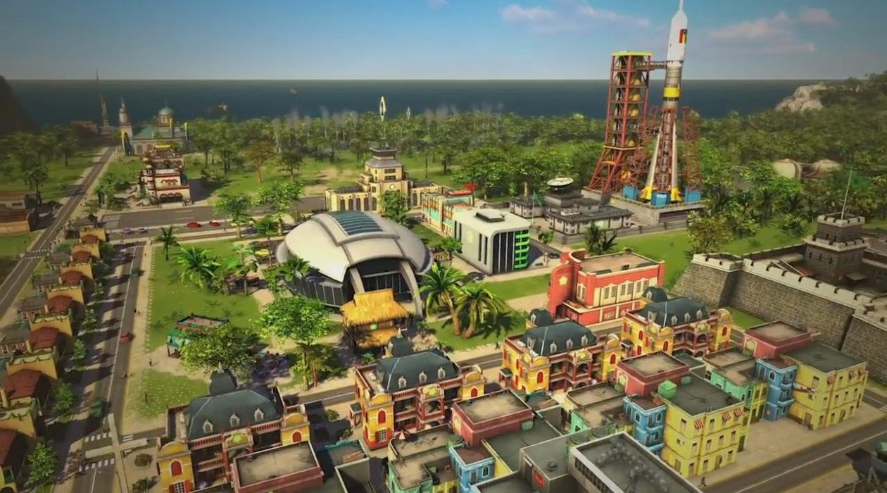 Tropico 6 won't be releasing until late March screenshot