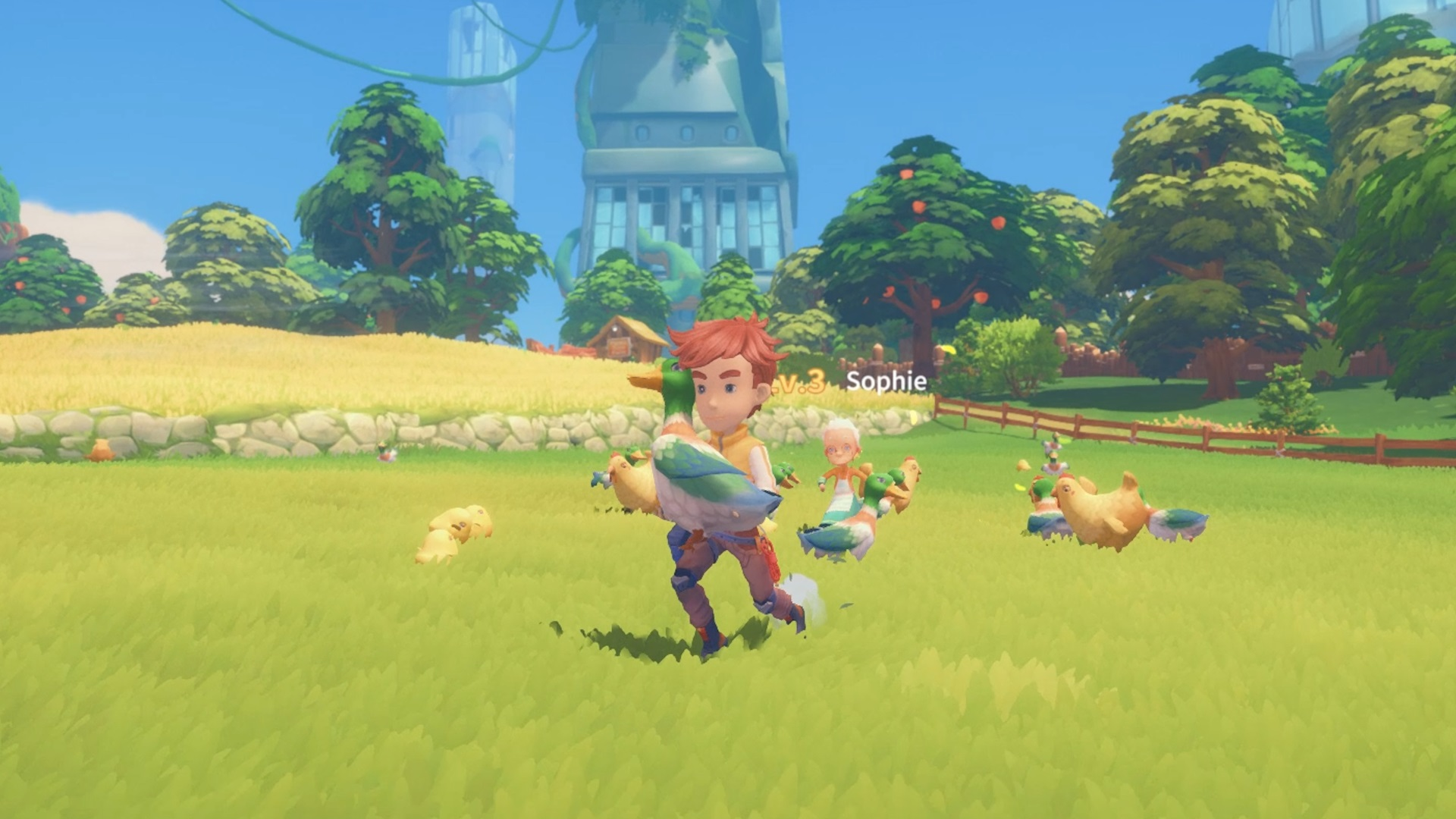 My Time at Portia is leaving early access next week screenshot
